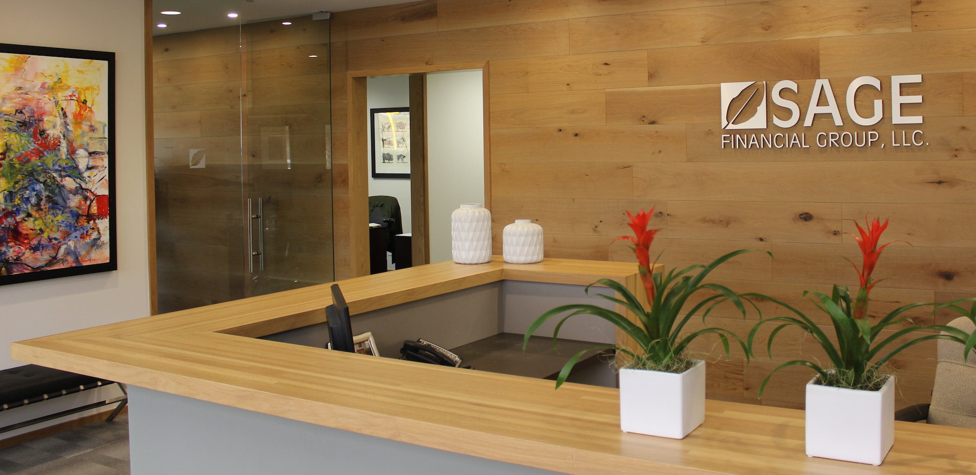Sage Financial Group Interior